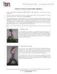 Stretch Your Way to Proper Body Alignment