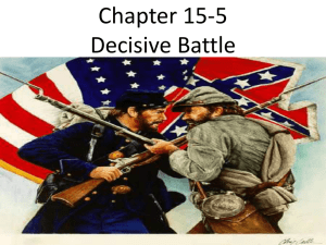 Chapter 15-5 Decisive Battle