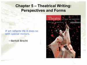 Chapter 5 - School of the Performing Arts