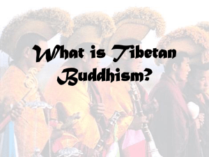 What is Tibetan Buddhism? - The Ecclesbourne School Online