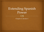 Chapter 4 Spain and France PPT