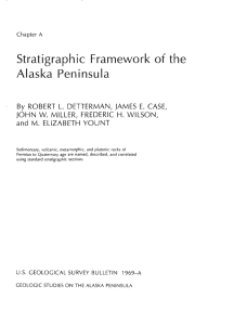 Stratigraphic Framework of the