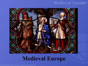Medieval+Europe+-+PowerPoint+Presentation 2