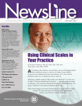 Using Clinical Scales in Your Practice