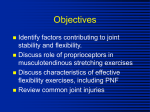 Neuromuscular Aspects (1) - K