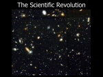The Scientific Revolution - Thomas C. Cario Middle School