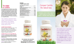 Conquer Candida the natural way.