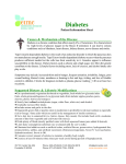 Diabetes - Endobiogenic Integrative Medical Center