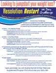 Resolution Restart