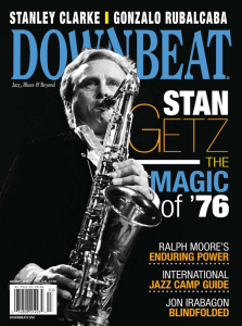 DOWNBEAT.COM MARCH 2016 U.K. £3.50