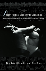From Political Economy to Economics
