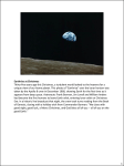 Earthrise at Christmas Thirty-five years ago this Christmas, a