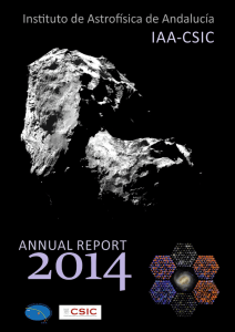 IAA Annual Report 2014