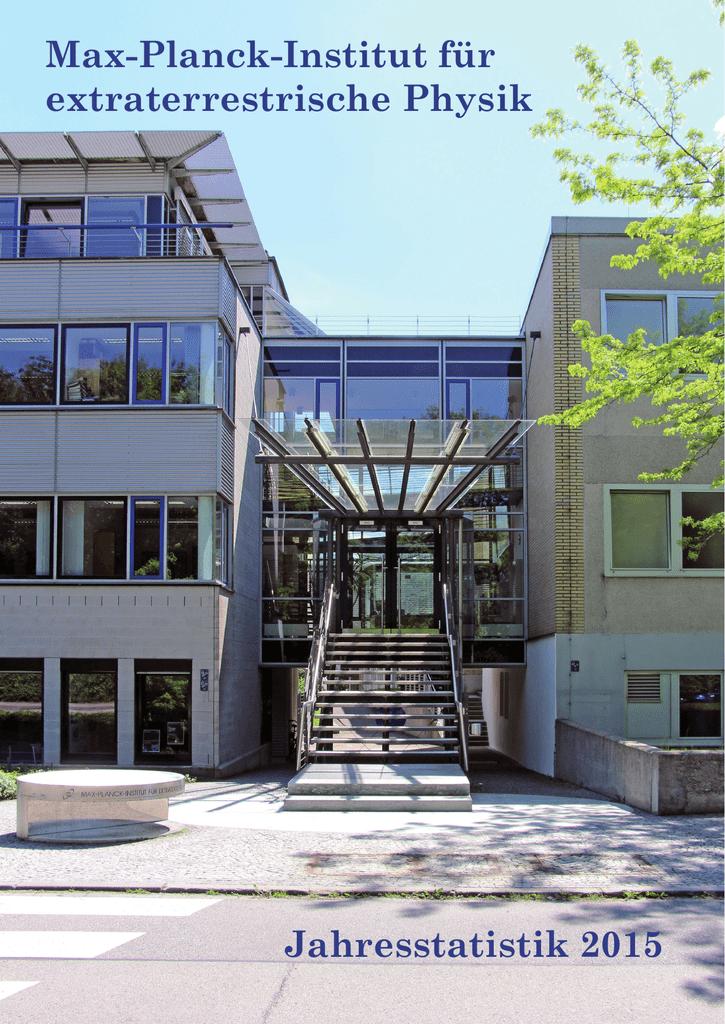 Max Planck Institut Für Extraterrestrische Physik