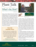 What`s The Deal? - Johnsons Nursery