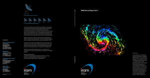 IRAM Annual Report 2011