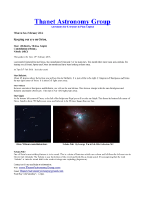 Here - Thanet Astronomy Group