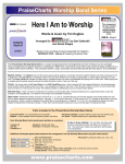 Here I Am To Worship (iWorship) (Preview only)