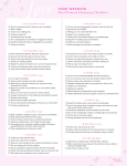 YOUR WEDDING The Ultimate Planning Checklist