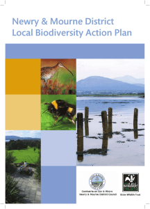 view our Local Biodiversidy Action Plan