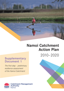 Namoi Catchment Action Plan 2010–2020