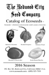 Catalog of Ecoseeds™ - Redwood City Seed Co.