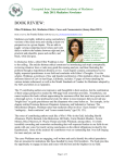 IAMED Newsletter - Book Review - Mediation