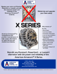 x series - American Power Systems APS