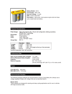Battery Model: D31A Part Number: 8051