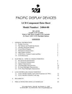 24064-00 - Pacific Display Devices