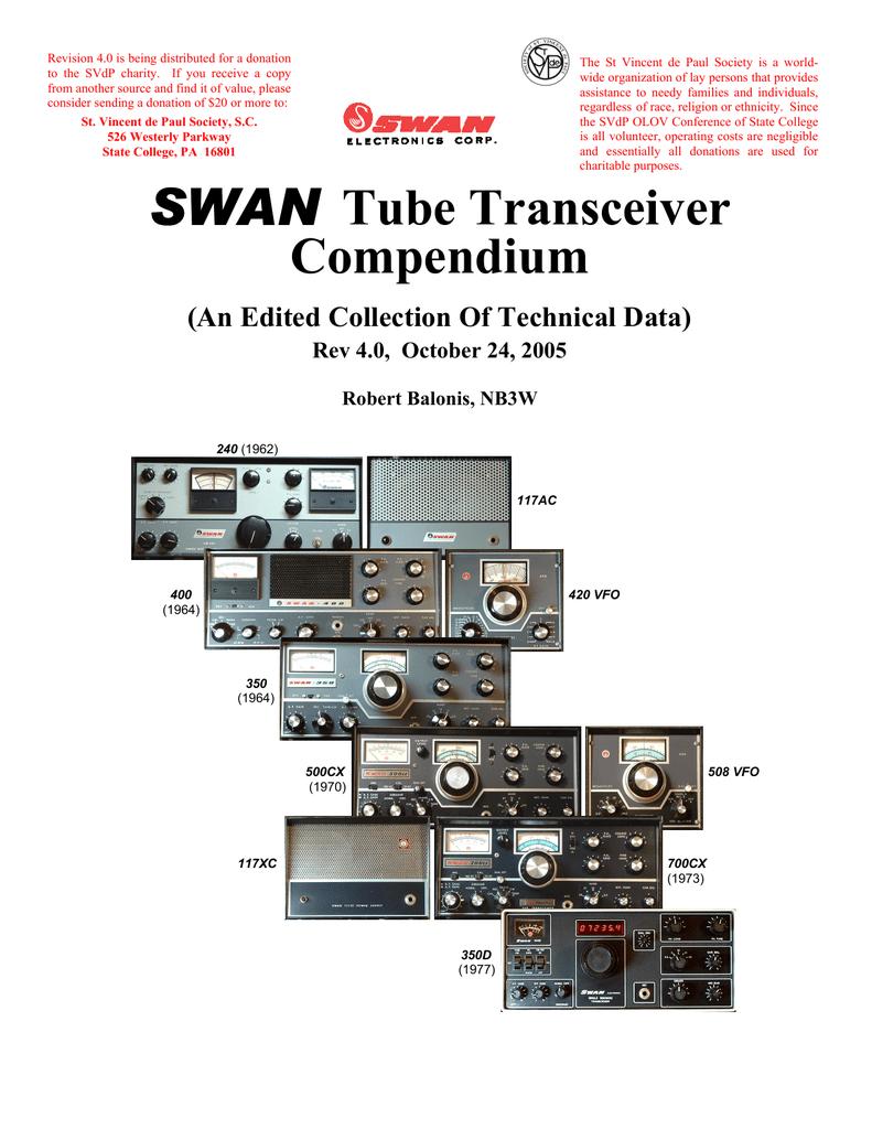 Swan Compendium Rev4 Fuse Panelcar Wiring Diagram Page 211