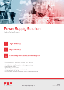 Power Supply Solution