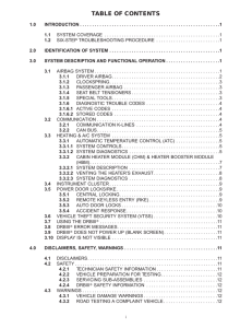 2006 VA Transmission Diagnostic Manual