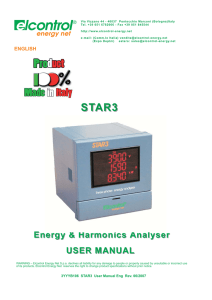 STAR3_User Manual Eng.FH11 - elcontrol