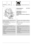 Gebrauchsanweisung 555 57/58/59 Instruction Sheet