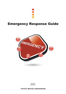 Emergency Response Key Points