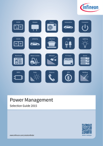 Power Management Selection Guide 2015 01_00