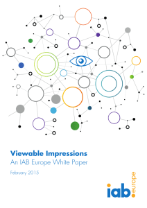 Viewable Impressions