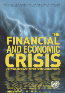 The financial and economic crisis of 2008