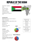 Country Fact Sheet – Sudan - National Council on US
