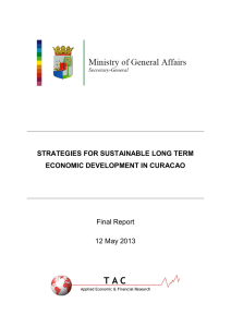 strategies for sustainable long term economic