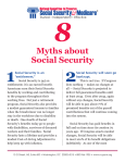 8 Myths About Social Security