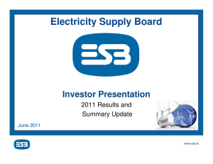 Electricity Supply Board