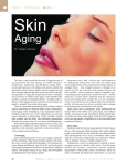 Skin Aging - Mesotherapy Worldwide