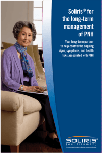 Learn How to Manage Your PNH