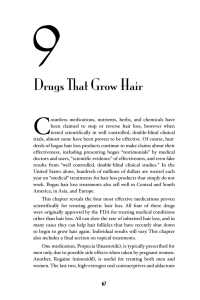 Drugs That Grow Hair