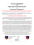 Operation Fast and Furious - National Socialist Movement