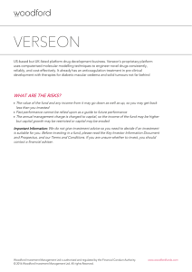 verseon - woodfordfunds.com