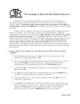 The Campaign to Repeal the Rockefeller Drug Laws