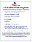 Affordable Dental Programs - WORK AT HOME PBC